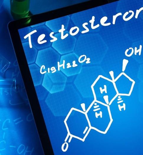Testosterone Chemistry Symbol